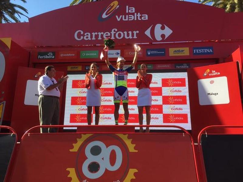 Peter Sagan ovládol 3. etapu