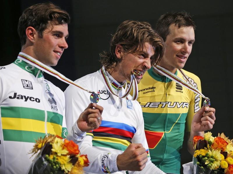 Peter Sagan je novým majstrom sveta v cyklistike!