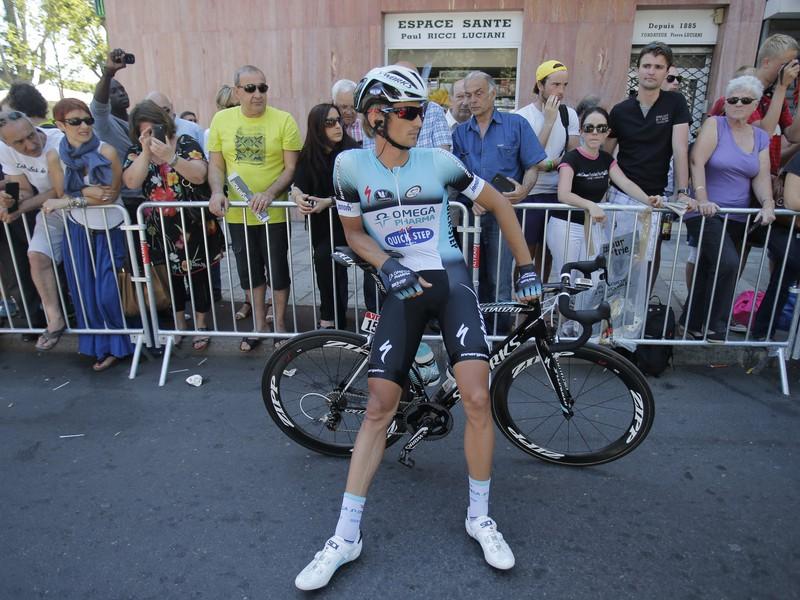 Peter Velits na Tour de France