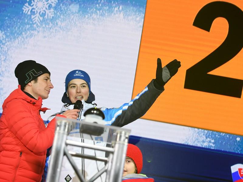 Petra Vlhová zabojuje o premiérový triumf v klasickom slalome s číslom dva