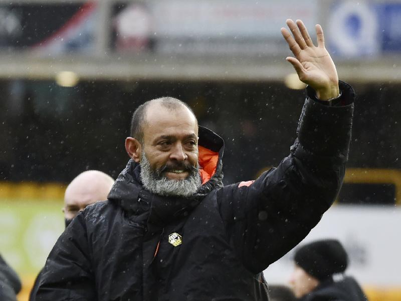 Nuno Espirito Santo ešte ako tréner Wolverhamptonu