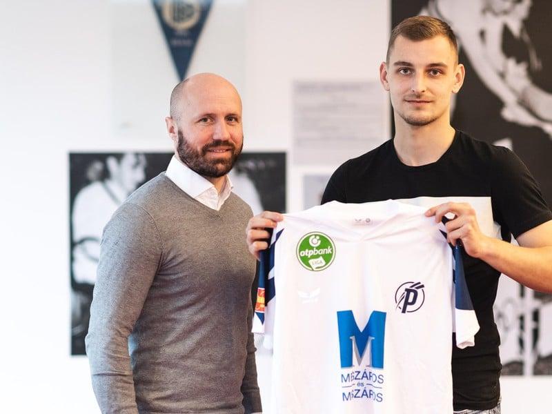 Richard Križan sa stal novou posilou maďarského Puskás Akadémia FC