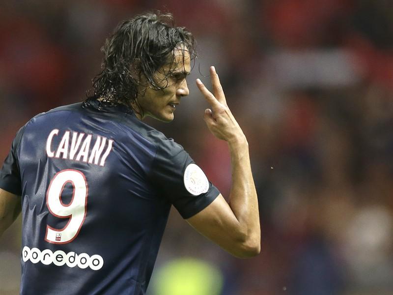 Edinson Cavani a jeho gólové oslavy