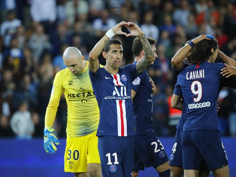 Ángel di María a jeho gólové oslavy