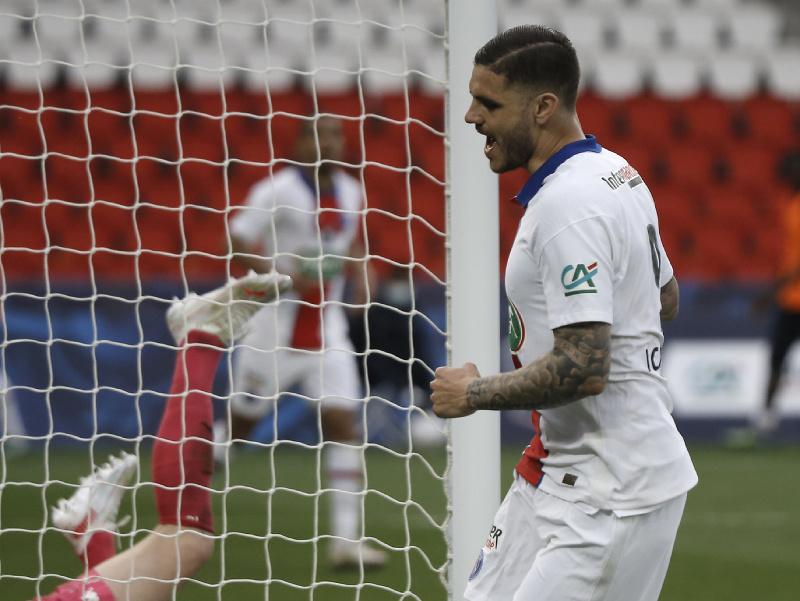 Mauro Icardi a jeho gólové oslavy