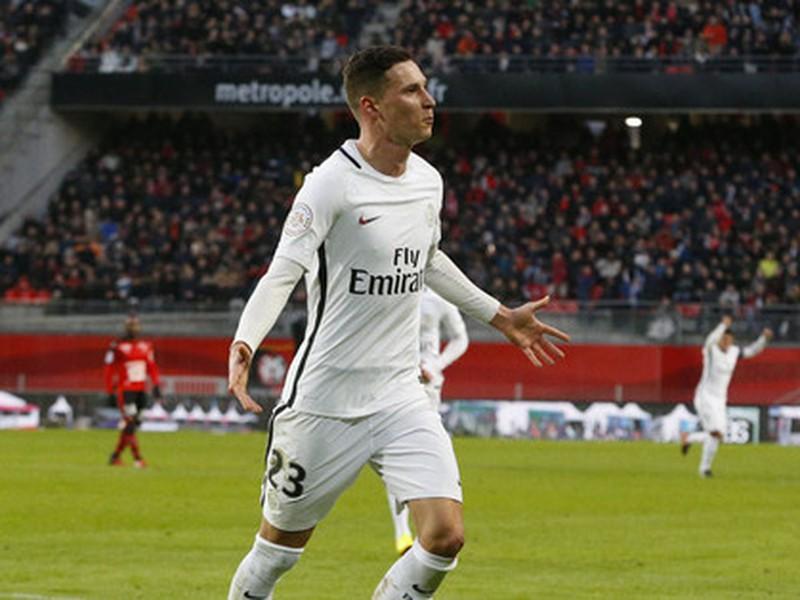 Julian Draxler zariadil triumf PSG