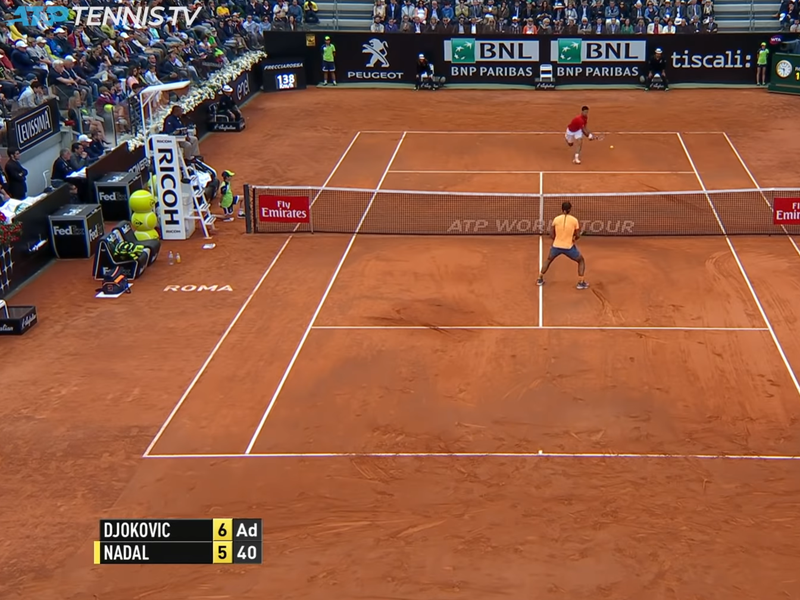 Rivalita medzi Rafaelom Nadalom a Novakom Djokovičom je na parádičky naozaj bohatá