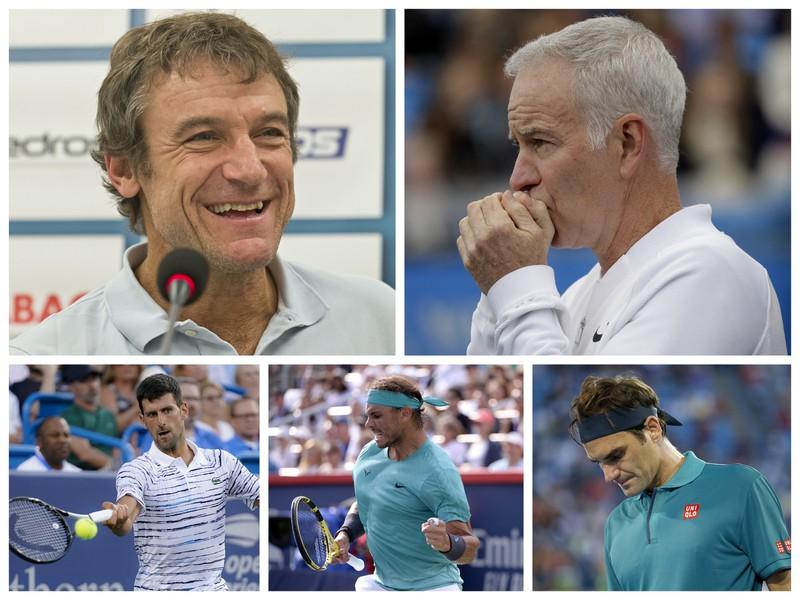 Tenisové legendy sa vyjadrili o najväčších favoritoch US Open