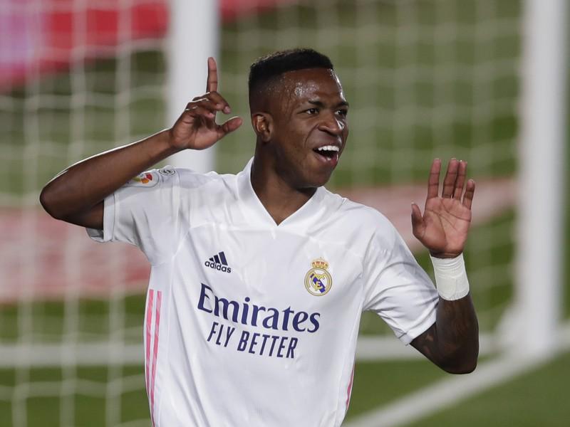 Vinícius Júnior rozhodol jediným gólom o triumfe Realu