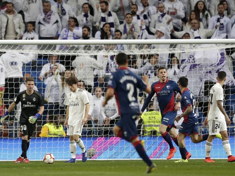 Zidane poslal do brány syna Lucu