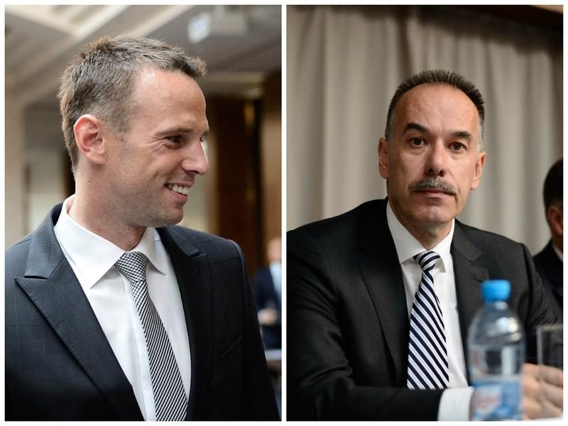Richard Lintner a Igor Nemeček