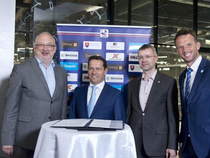 Novým generálnym partnerom SZĽH sa stala spoločnosť Kaufland. Obchodný reťazec bude takisto v nasledujúcom ročníku hlavným partnerom základnej časti a generálnym partnerom nadstavbovej časti najvyššej domácej súťaže - Tipsport Ligy