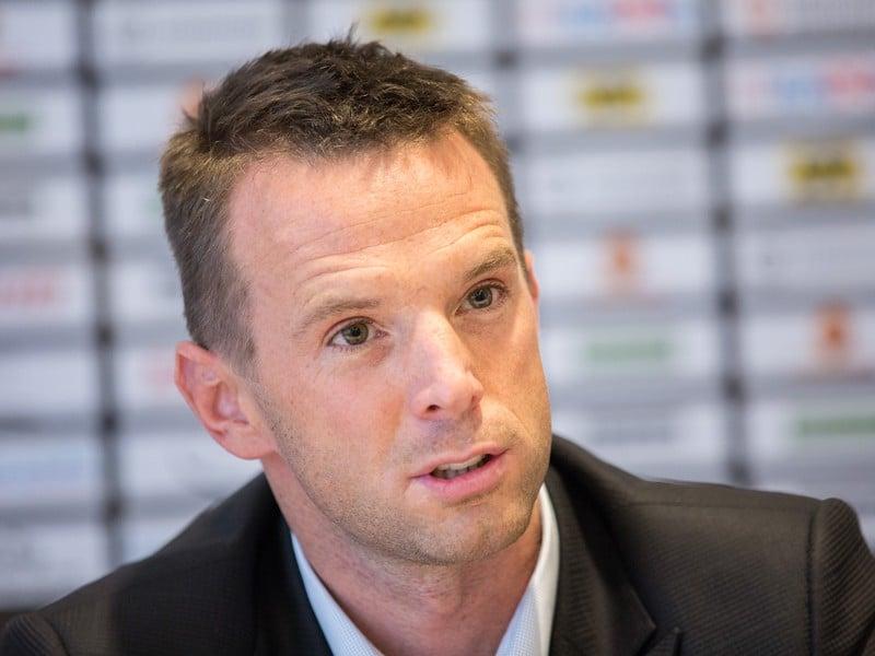 Riaditeľ spoločnosti Pro-Hokej Richard Lintner