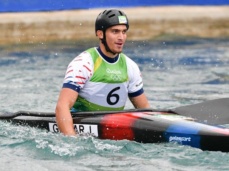 Jakub Grigar počas finálovej jazdy