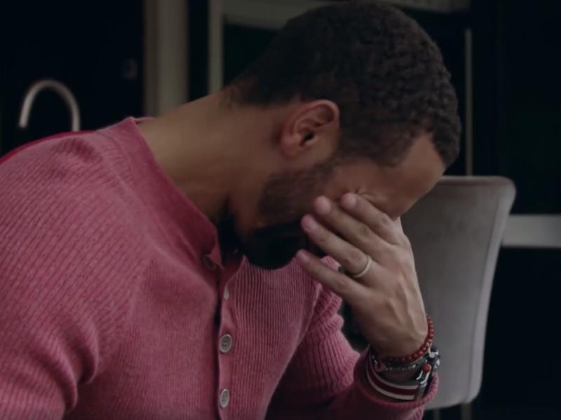 Rio Ferdinand so slzami v očiach