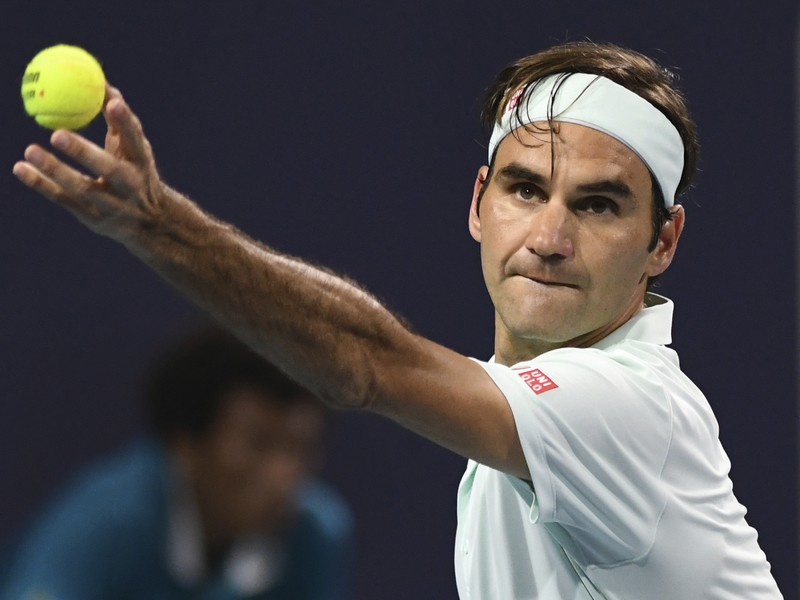 Servis Rogera Federera