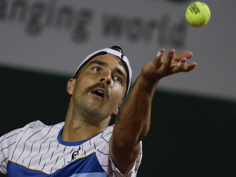 Andrej Martin na Roland Garros