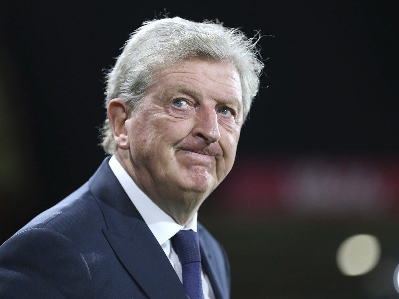 Tréner Roy Hodgson