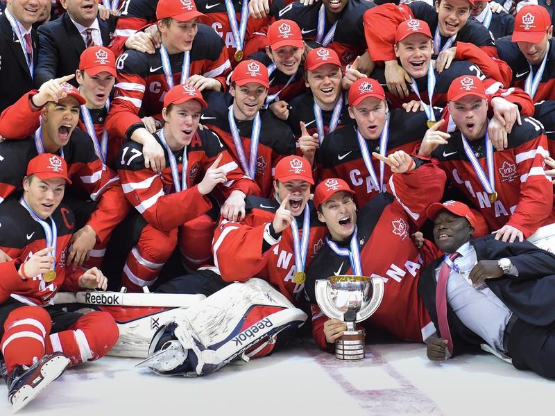 Kanada po dráme vo finále zdolala Rusko 5:4