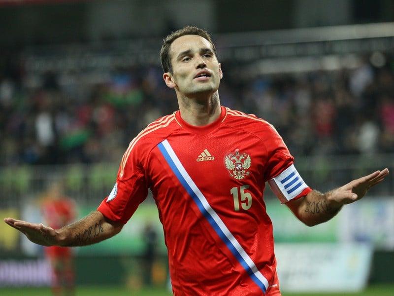 Roman Širokov a jeho gólové oslavy