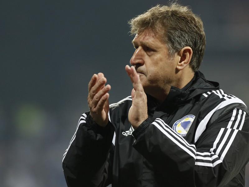 Safet Sušič už nie je trénerom Bosny a Hercegoviny