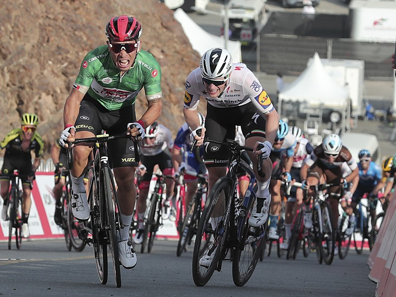 Sam Bennett vyhral 4. etapu pretekov Vuelta a Burgos