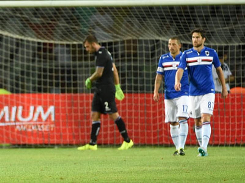 Sampdoria s Vojvodinou vyhorela na domácej pôde