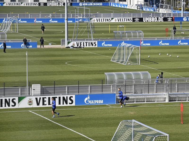 Tréningové centrum klubu Schalke 04
