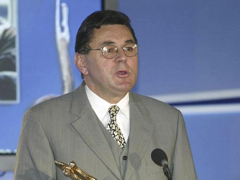 Václav Nedomanský v roku 2002