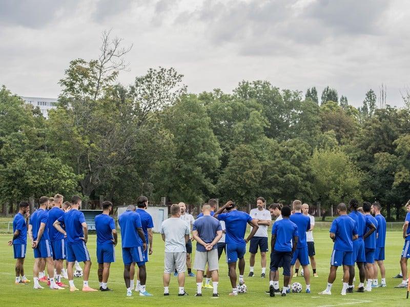ŠK Slovan Bratislava odštartoval letnú prípravu