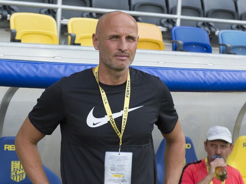 Bývalý tréner ŠKF Sereď Peter Lérant