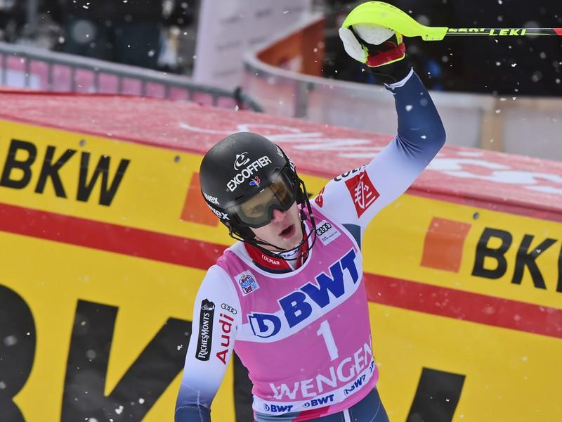 Clement Noel víťazom slalomu
