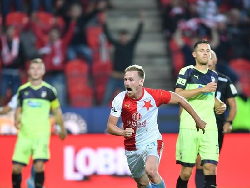Slavia Praha obhájila český titul