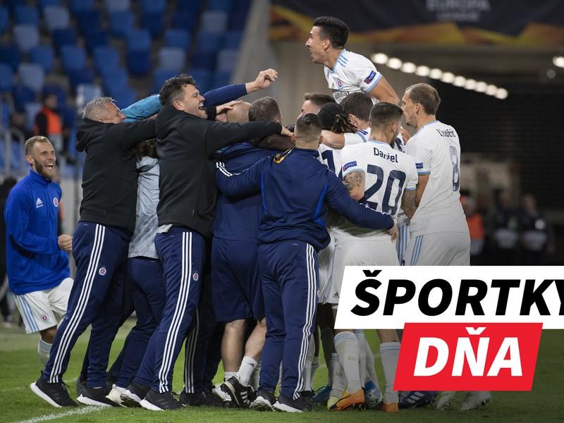 Slovan sa teší z víťazstva nad Besiiktastom