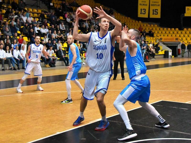 Vladimír Brodziansky zo Slovenska a Clancy Rugg z Luxemburska