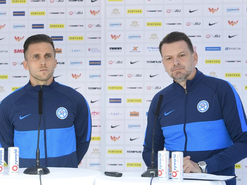 Peter Pekarík a Štefan Tarkovič