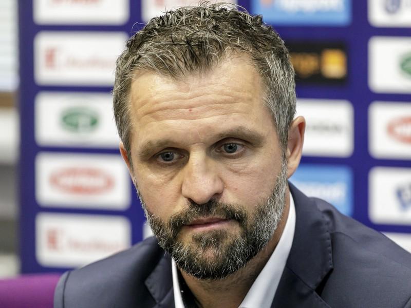 Hlavný tréner SR20 Róbert Petrovický