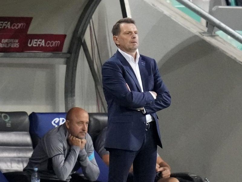 Slovenský tréner Štefan Tarkovič