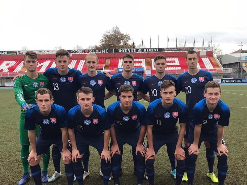 Slovenská futbalová reprezentácia do 19 rokov