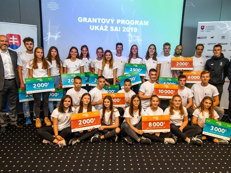 SOŠV vyhodnotil už 4. ročník grantového programu Ukáž sa!