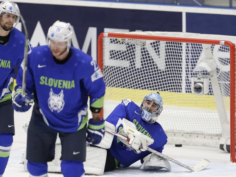 Slovinskí hokejisti