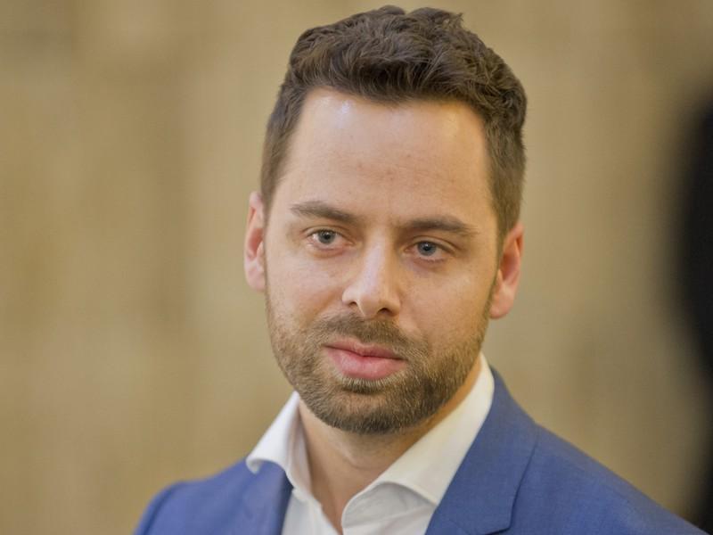 Výkonný riaditeľ Slovenského olympijského výboru (SOV) Gábor Asványi