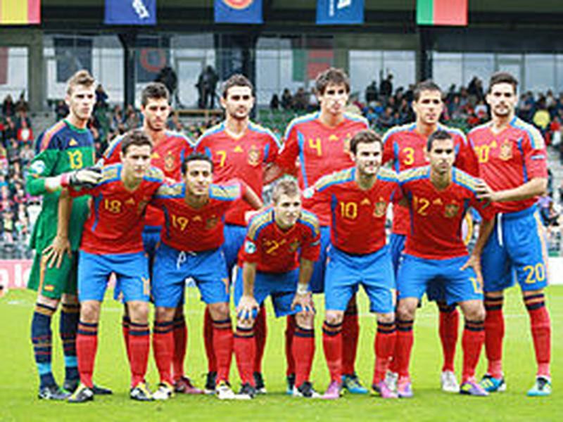 Španielska reprezentácia do 21 rokov