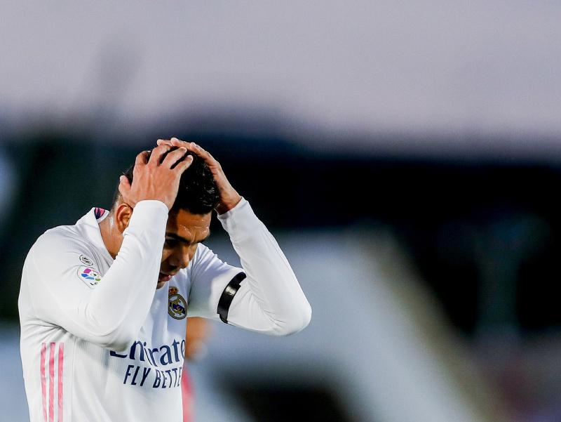 Frustrovaný Casemiro