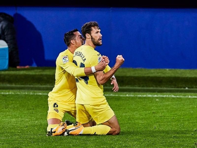 Pedraza a jeho gólové oslavy so spoluhráčmi