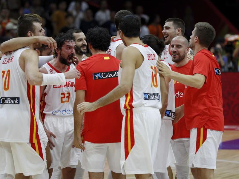 Basketbalisti Španielska zdolali Talianov