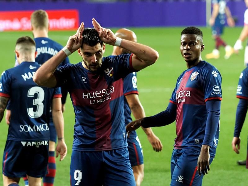 Rafa Mir a jeho gólové oslavy