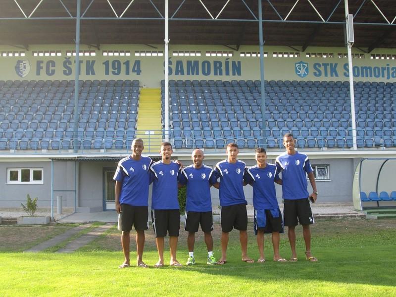 Druholigový Šamorín sa dohodol na spolupráci s brazílskym Fluminense