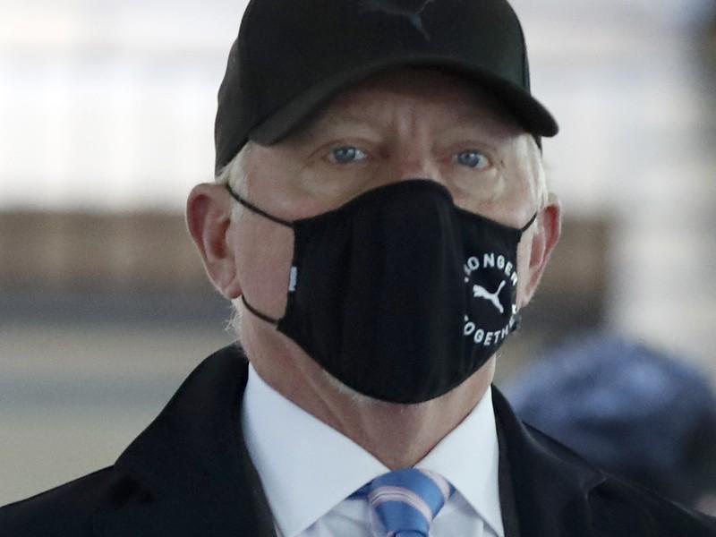 Boris Becker na londýnskom súde