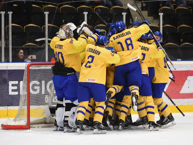 Švédsky národný tím do 18 rokov